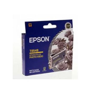 Image for Epson T0548 Matte Black Ink 550 pages Matte Black AusPCMarket