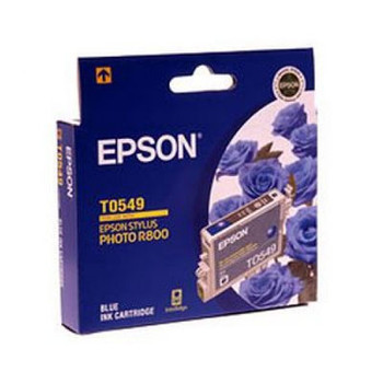 Image for Epson T0549 Blue Ink 440 pages Blue AusPCMarket