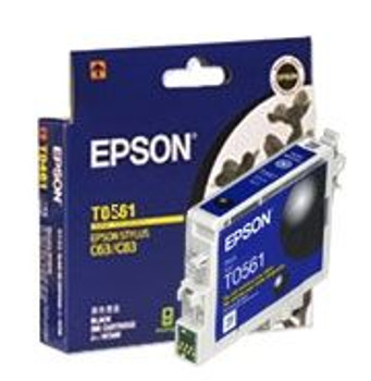 Image for Epson T0561 Stylus Photo Black Ink 420 pages (T056190) AusPCMarket