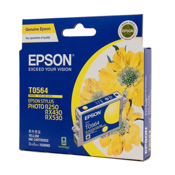 Image for Epson T0564 Yellow Ink Cart 290 pages Yellow AusPCMarket