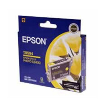 Image for Epson T0594 Yellow Ink Cart 450 pages Yellow AusPCMarket