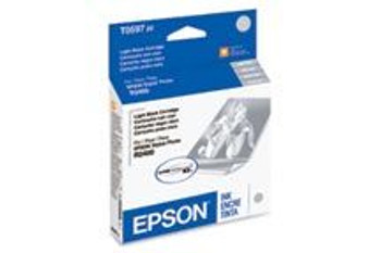 Image for Epson T0597 Stylus Light Black Ink 450 pages (T059790) AusPCMarket