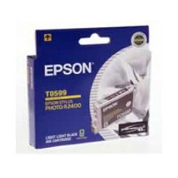 Image for Epson T0599 Light Light Bk Ink 450 pages Light Black AusPCMarket
