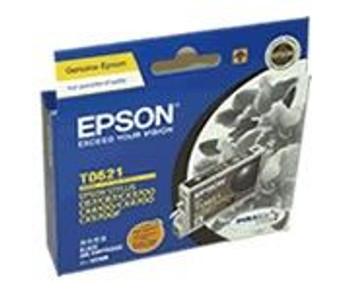Image for Epson T0621 Stylus Black High Cap 450pages (T062190) AusPCMarket