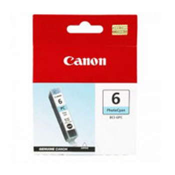 Image for Canon BCI6PC Photo Cyan Ink 100 pages Photo Cyan AusPCMarket