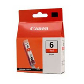 Image for Canon BCI6R Red Ink Tank 100 pages Red AusPCMarket