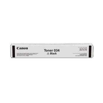 Image for Canon #034 Toner Black AusPCMarket
