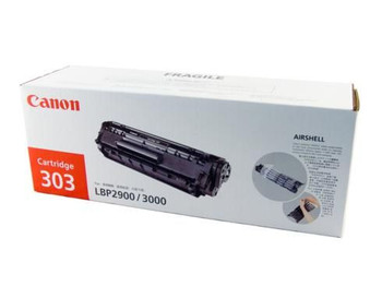 Image for Canon Cartridge 303 Black Toner Cartridge (CART303) AusPCMarket