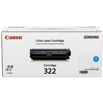 Image for Canon Cyan Toner cartridge - For Canon LBP9100Cdn AusPCMarket