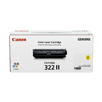 Image for Canon Yellow Toner cartridge - For Canon LBP9100Cdn AusPCMarket