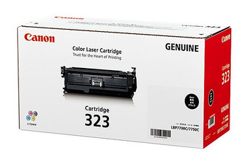Image for Canon CART323BK Black Toner cartridge 3000 pages AusPCMarket