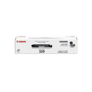 Image for Canon CART329 Black Toner 1,200 pages Black AusPCMarket