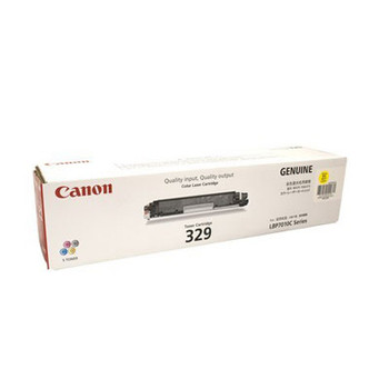 Image for Canon CART329 Yellow Toner 1,000 pages Yellow AusPCMarket