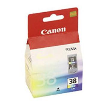 Image for Canon CL38 Fine Clr Cartridge 207 pages Colour AusPCMarket