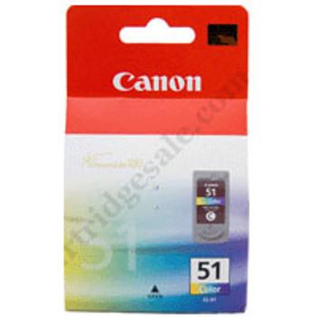 Image for Canon CL51 Fine Clr HY  Cart 545 pages Colour AusPCMarket