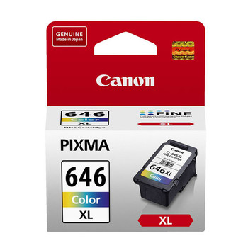 Image for Canon CL646XL Colour Ink Cart 400 pages Colour AusPCMarket