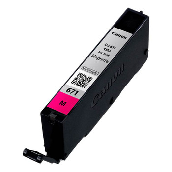 Canon CLI-671M Magenta Ink Cartridge Up To 306 pages Product Image 2