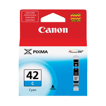 Image for Canon CLI42 Cyan Ink Cart 58 pages A3+ Cyan AusPCMarket