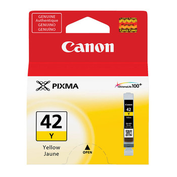 Image for Canon CLI42 Yellow Ink Cart 51 pages A3+ Yellow AusPCMarket