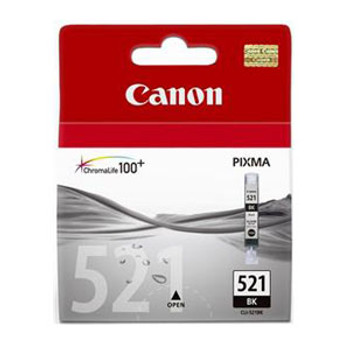 Image for Canon CLI521 Black Ink Cart 1,250 pages Black AusPCMarket