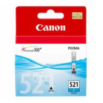Image for Canon CLI521 Cyan Ink Cart 448 pages Cyan AusPCMarket