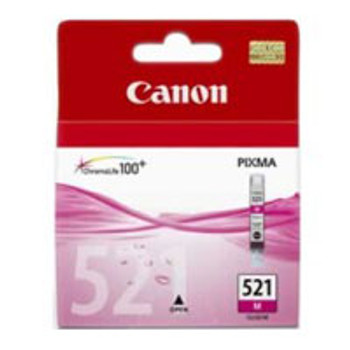 Image for Canon CLI521 Mag Ink Cart 471 pages Magenta AusPCMarket