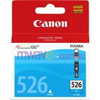 Image for Canon CLI526C Cyan Ink Catridge AusPCMarket