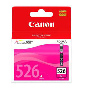 Image for Canon CLI526 Magenta Ink Cart 437 pages Magenta AusPCMarket