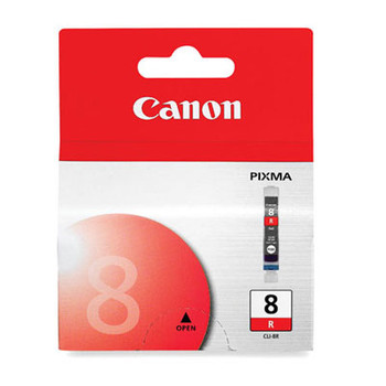 Image for Canon CLI8R Red Ink Cartridge 50 pages Red AusPCMarket