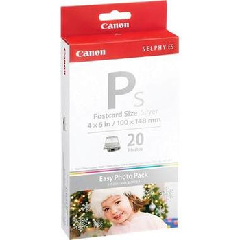 Image for Canon EP20S Easy Photo Pack Postcard Size 4inx6in AusPCMarket