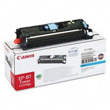 Image for Canon EP87 Cyan Toner Cartridge 4,000 pages Cyan AusPCMarket