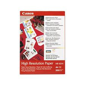 Image for Canon HR 101N A4 High Resolution Paper 200 Sheets AusPCMarket