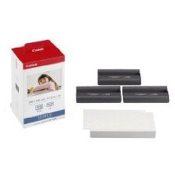 Image for Canon KP-108IN 108 Sheets 148x100mm Paper & Colour Ink Kit For Selphy Printers AusPCMarket