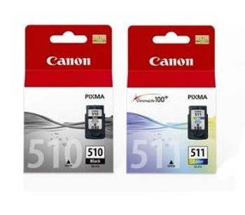 Image for Canon PG510CL511CP 1x PG-510 Black & 1x CL-511 Colour AusPCMarket