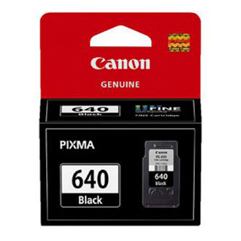 Image for Canon PG640 Black Ink Cart 180 pages Black AusPCMarket