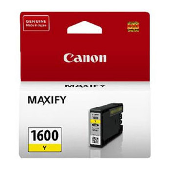 Image for Canon PGI1600Y Yell Ink Tank 300 pages Yellow AusPCMarket