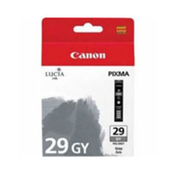 Image for Canon PGI29 Grey Ink Tank 179 pages Grey AusPCMarket
