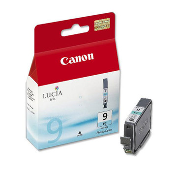Image for Canon PGI9 Photo Cyan Ink Cart 44 pages Photo Cyan AusPCMarket