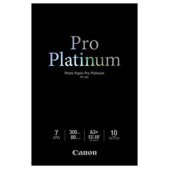 Image for Canon PT101A3+ 10 Sheets A3+ 300gsm Photo Paper Premium AusPCMarket