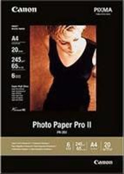Image for Canon PT101A4 20 sheets A4 300gsm Photo Paper Premium AusPCMarket