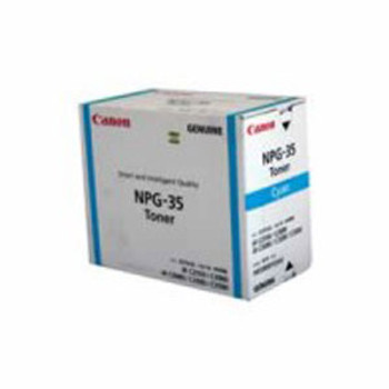 Image for Canon TG35 GPR23 Cyan Toner 14,000 pages Cyan AusPCMarket
