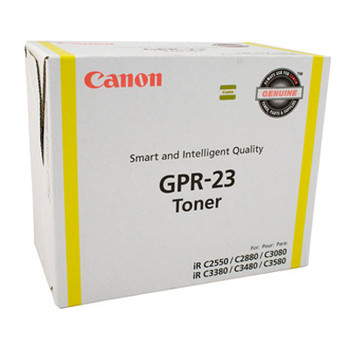 Image for Canon TG35 GPR23 Yellow Toner 14,000 pages Yellow AusPCMarket