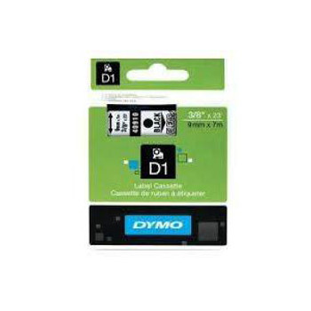 Image for Dymo Blk on Clr 24mmx7m Tape 24mm x 7m AusPCMarket