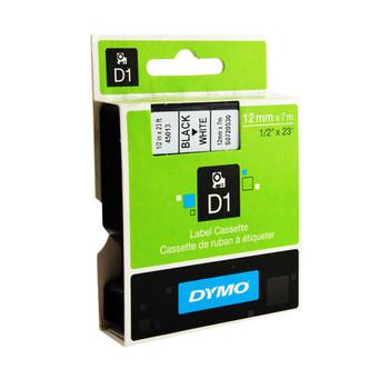 Image for Dymo Blk on Wht 19mmx7m Tape 19mm x 7m AusPCMarket