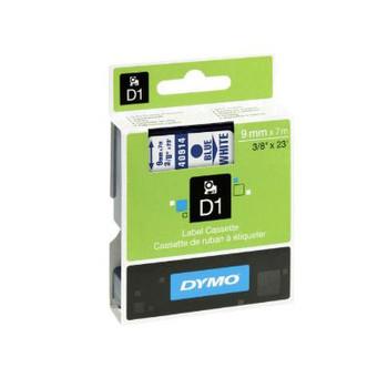 Image for Dymo Blue on Wht 9mm x7m Tape 9mm x7m AusPCMarket
