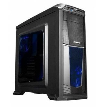 Image for Antec GX330W Windowed Mid-Tower ATX Case AusPCMarket