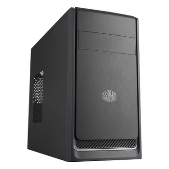 Image for Cooler Master MasterBox E300L Mini Tower M-ATX Case - Silver Trim AusPCMarket