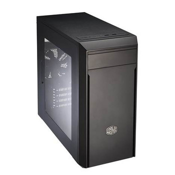 Cooler Master MasterBox Lite 3 Windowed Mid-Tower Micro-ATX Case Product Image 2