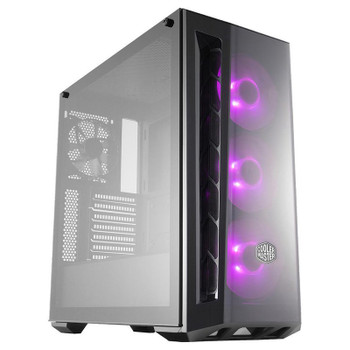 Image for Cooler Master MasterBox MB520 RGB Tempered Glass Mid-Tower ATX Case AusPCMarket