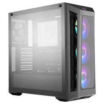 Image for Cooler Master Masterbox MB530P Tempered Glass Mid-Tower ATX Case AusPCMarket